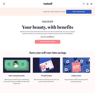 RealSelf Launches New Membership Program in LA and NYC image
