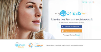 NPF Taps MyPsoriasisTeam As Its Official Online Community image