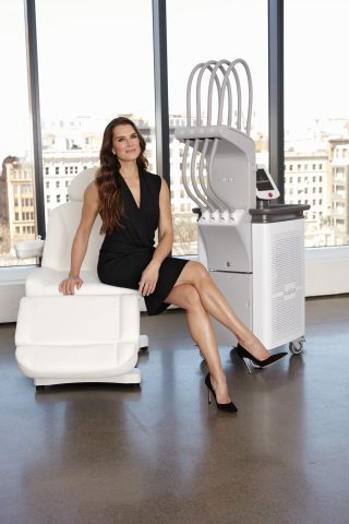 Brooke Shields Take on New Role as Celebrity Spokesperson for SculpSure Body Contouring image