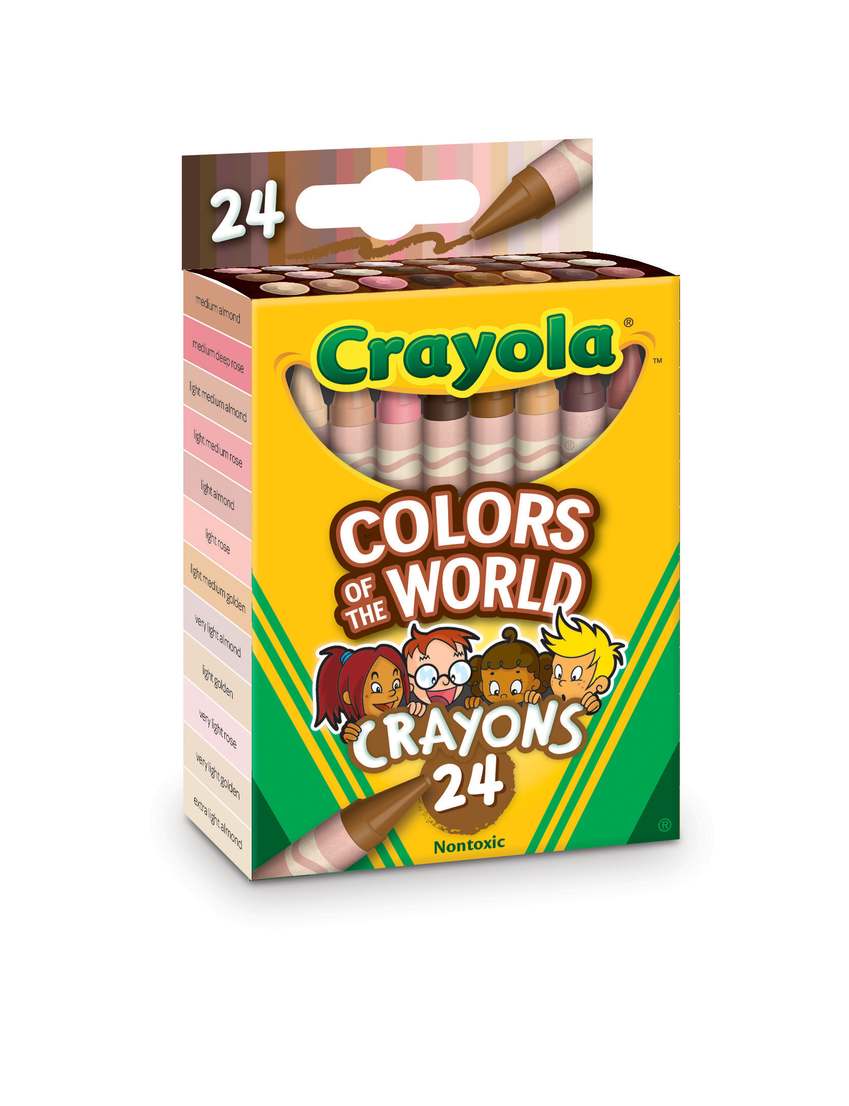 Crayola Announces New