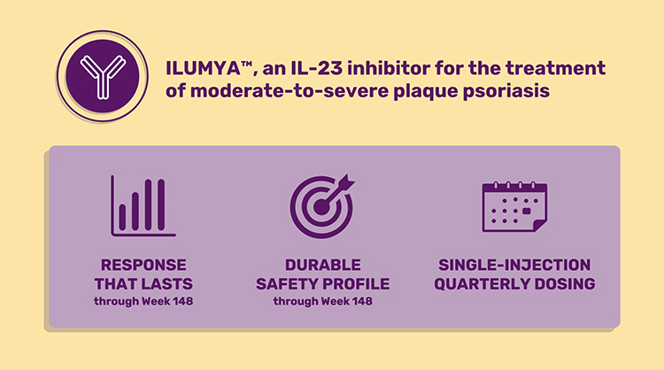 Long-term efficacy and safety data from ILUMYA™ clinical trials thumbnail