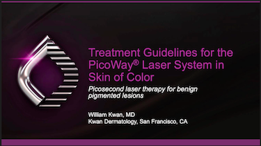 Advancing Treatment Parameters in Skin of Color with PicoWay thumbnail