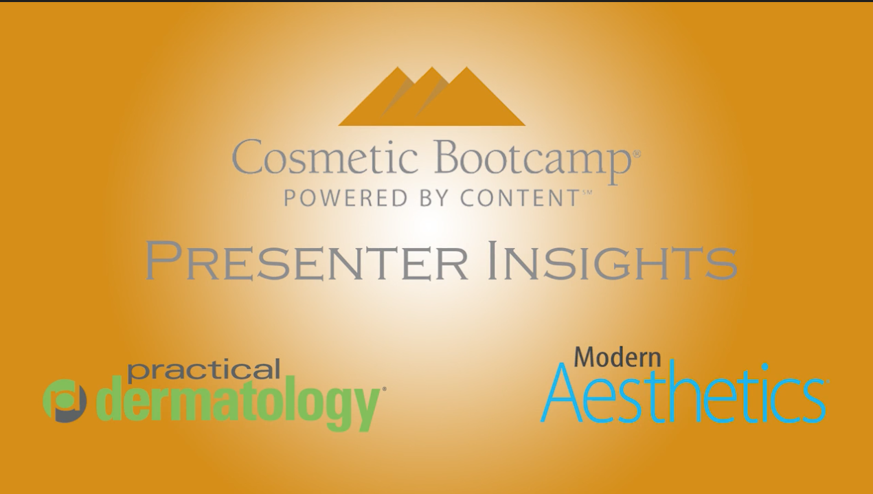 Cosmetic Bootcamp 2019: Presenter Recaps thumbnail