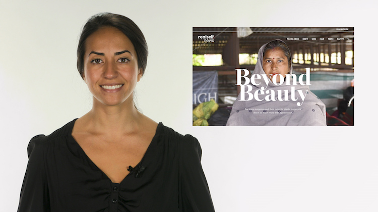 MATV News: RealSelf's Beyond Beauty; AAFPRS Stats; More thumbnail