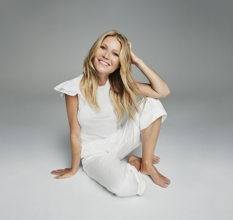 Gwyneth Paltrow Named Global Face of Xeomin image
