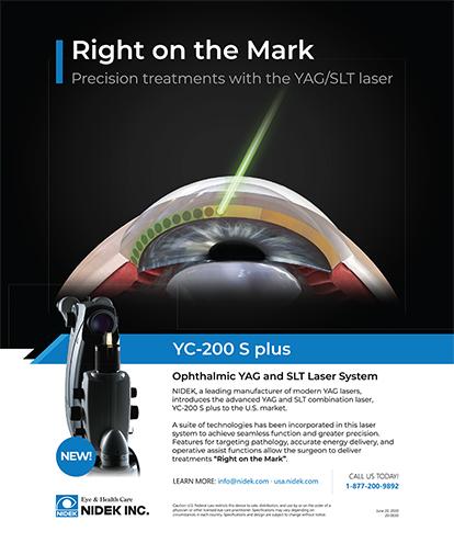 Nidek YC-200 S Plus 0820 (Mobile)