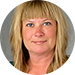 Ylva E. Nilsagård, PT, PhD headshot