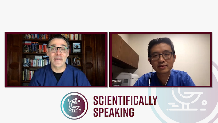 Scientifically Speaking: Sunscreen Facts from Steven Wang, MD thumbnail