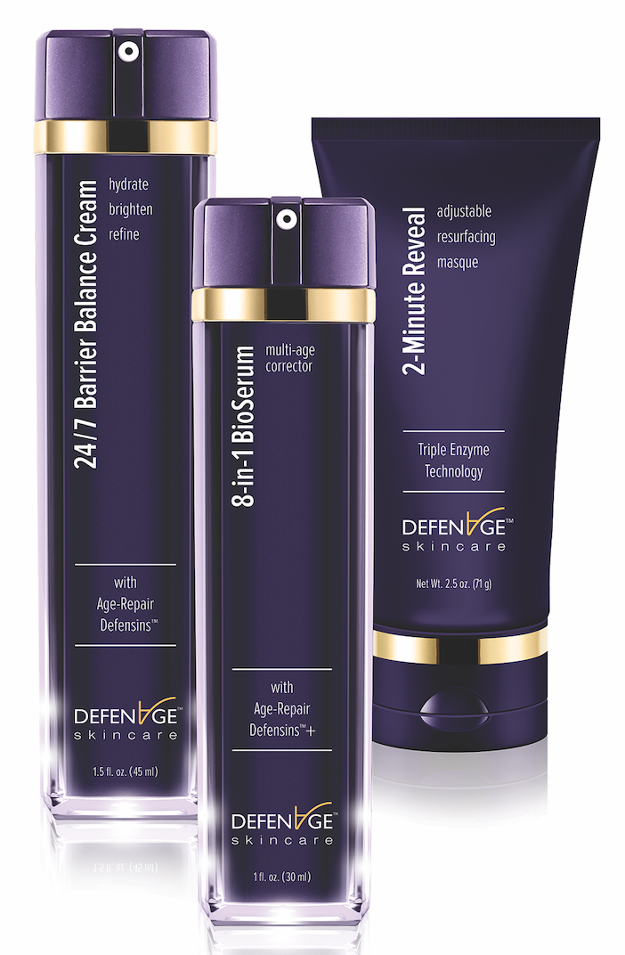 Europe Grants DefenAge Skincare Master Patent image
