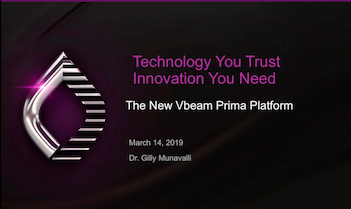 The New Vbeam Prima: One Laser System with Endless Potential thumbnail
