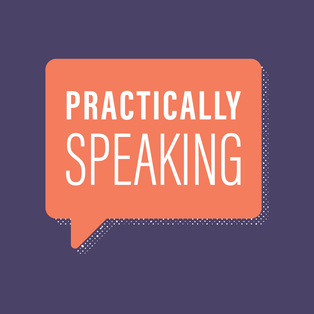 Practically Speaking Image