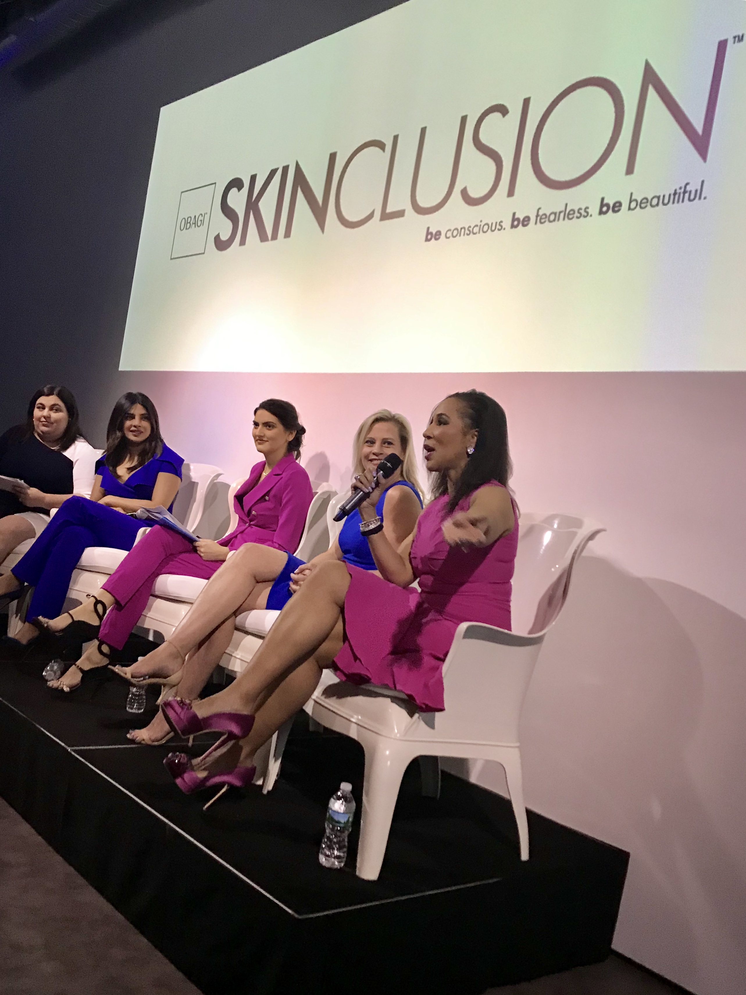 Obagi Launches SKINCLUSION Initiative to Celebrate Diversity with Brand Ambassador and Priyanka Chopra Jonas image
