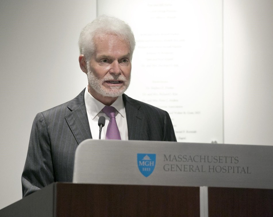 Newly Created Lancer Endowed Chair of Dermatology Honors Dr. Richard Rox Anderson image