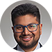 Javed Khader Eliyas, MD headshot