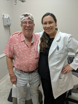 Dermatologist Named AAD Patient Hero for Saving South Florida Man's Life with Early Diagnosis of Lung Cancer image