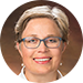 A. G. Christina Bergqvist, MD headshot