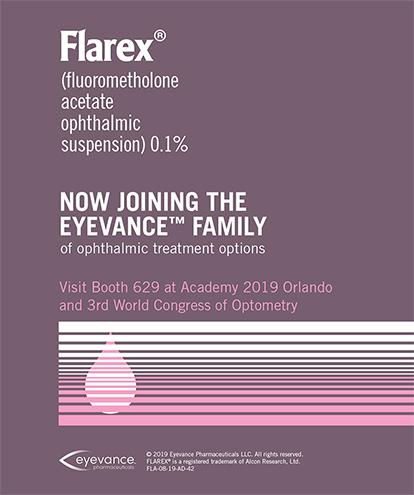 Eyevance Pharmaceuticals Flarex 0919 (Mobile)