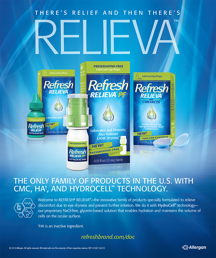Allergan Relieva 1019